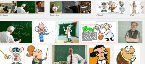 "Google Image Search for ""Professor"""